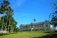 Sarawak museum Arkivfoto
