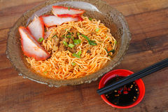Sarawak noodle dish Royalty Free Stock Photo