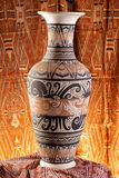 Sarawak Pottery. Pottery made in Sarawak is of two distinctive types – one done by the Iban, Murut and Kelabit potters and the other by Chinese potters Stock Photos