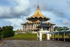 Sarawak State Legislative Assembly in Kuching Stock Photography