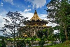 Sarawak State Legislative Assemblyi Kuching Royalty Free Stock Photography