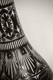 Sarawak-Vase stockfotografie