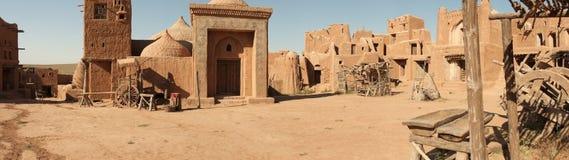 Saray-Batu. Panorama. Imagem de Stock