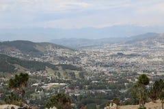 Sarban wzgórza wierzchołek w Pakistan Obrazy Stock