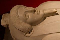 Sarcófago de piedra Imagen de archivo libre de regalías