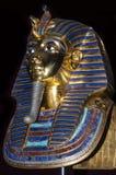 Sarcófago do tut do rei imagem de stock
