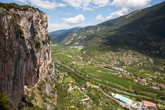 Sarca vallee Stock Photo