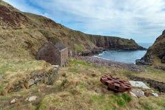 Sarclet in Schottland Lizenzfreies Stockbild