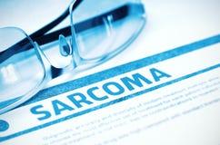 sarcoma medicina ilustração 3D Fotografia de Stock Royalty Free