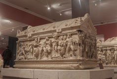 sarcophage Photo stock