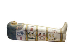 Sarcophage Photographie stock