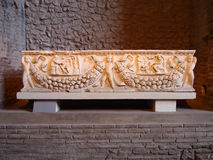 Sarcophagus Royalty Free Stock Photos