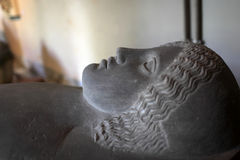 Sarcophagus from Damascus Stock Images