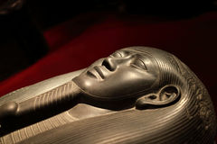 Sarcophagus of King Tabnit of Sidon Royalty Free Stock Photos