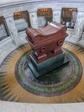 The sarcophagus of Napoleon Bonaparte Stock Photos