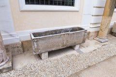 Sarcophagus Royalty Free Stock Image