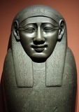 Sarcophagus of Pa-Nehm-Isis Royalty Free Stock Photography