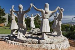 Sardana Denkmal Stockfoto