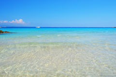 Sardegna海滩 免版税库存图片