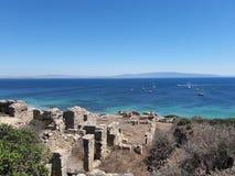 Sardegna/意大利 库存照片