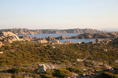 Sardegna Стоковое Фото