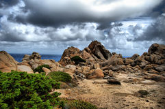 Sardegna Royaltyfri Fotografi