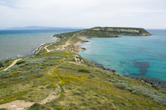 Sardegna, Capo S. Marco Royalty Free Stock Photography