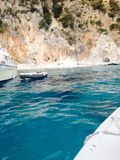 Sardegna experience. Smarald waters sardegna royalty free stock images