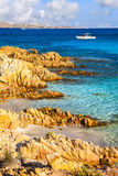 Sardegna holidays. Italy Royalty Free Stock Photos