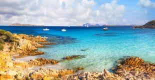 Sardegna holidays. Italy. Summer vacation on Sardegna island. Italy stock photo