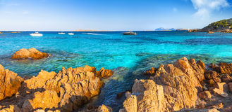 Sardegna holidays. Italy Royalty Free Stock Images