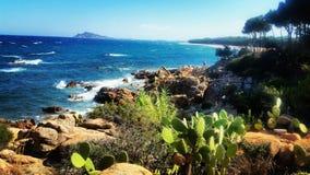 Sardegna/Itália Fotos de Stock