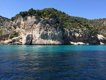 Sardegna italy. Mountain royalty free stock photos