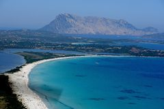 Sardegna-La Cinta- Royalty Free Stock Photo