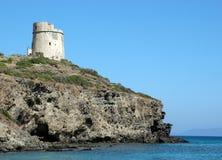 Sardegna - Sant'Antioco (Italië) royalty-vrije stock foto