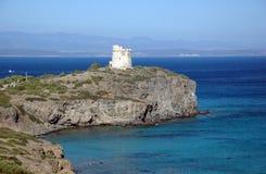 Sardegna - Sant'Antioco (Italien) stockbilder