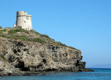Sardegna - Sant'Antioco (Italy) Royalty Free Stock Photo