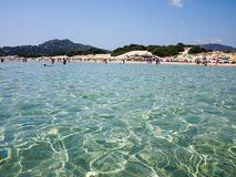 Sardegna sea Royalty Free Stock Photography