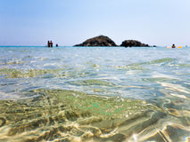 Sardegna sea Royalty Free Stock Images