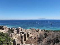 Sardegna/Włochy Zdjęcie Stock