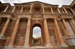 Sardes, Manisa, Turkije Royalty-vrije Stock Afbeeldingen