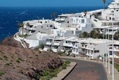Sardina del Norte, Gran Canaria, España Fotos de archivo