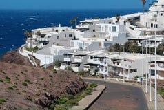 Sardina del Norte, mamie Canaria, Espagne Photos stock