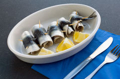 sardine Fotografia Stock Libera da Diritti