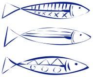 Sardines Royalty-vrije Stock Foto's