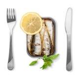 sardines Image stock