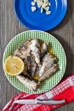 sardines image libre de droits