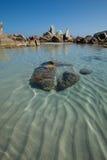 Sardinia. A corner of paradise in southern Sardinia Royalty Free Stock Photos