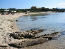 Sardinia 3. Sardinian Beach royalty free stock photos