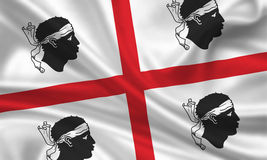 Sardinia Obrazy Royalty Free